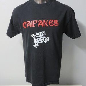 Vintage Alstyle Caifanes Rock Latino Concert Tee L
